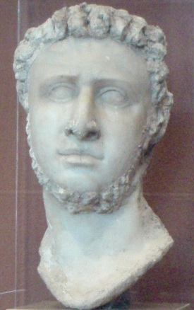Ptolemy IX  Soter Lathyros, King of Egypt, ca. 1st reign, 116-110 B.C.E.,  Museum of Fine Arts, Boston, MA,    59.51  (Photo:  Keith Schengili Roberts, Wikipedia)