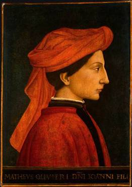 Matteo Olivieri, ca. 1440-1450 by an unknown Italian Master National Gallery of Art, Washington, D.C.