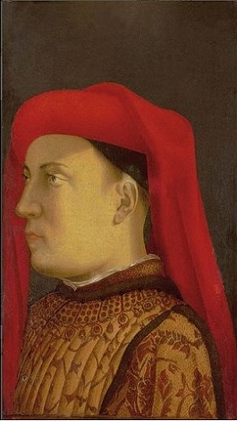 A Man of the Medici Family (style of Andrea Castagno) (1421-1457) Kunsthaus Zurich