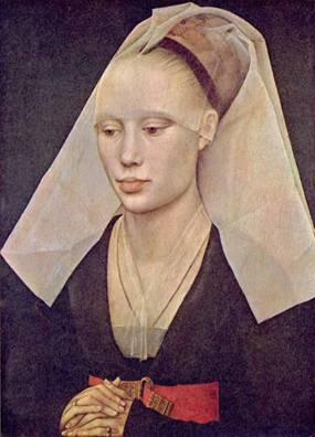 Woman, ca. 1460 (Roger van der Weyden) (1399-1464) Location TBD