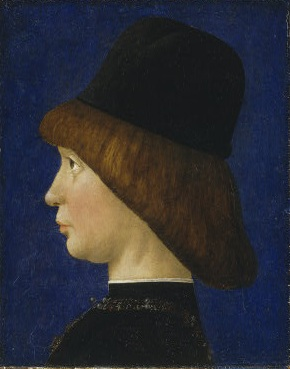 Francesco II Gonzaga, ca. 1476 (Baldassare Estense) (1432-1504)   National Gallery of Art, Washington D.C.
