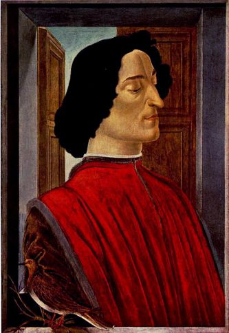 Giuliano de Medici, ca. 1478,  posthumous (Sandro Botticelli) (1445-1510) National Gallery of Art, Washington, D.C. 1952.5.56