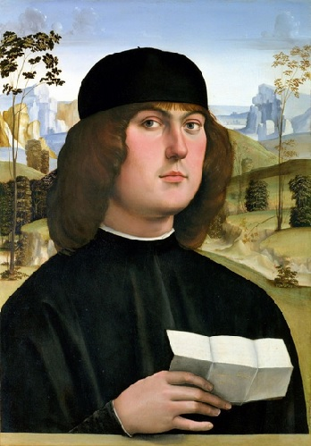 Bartolomeo Bianchini, ca. 1485-1500 (Francesco Francia) (ca. 1447-1517) Location TBD