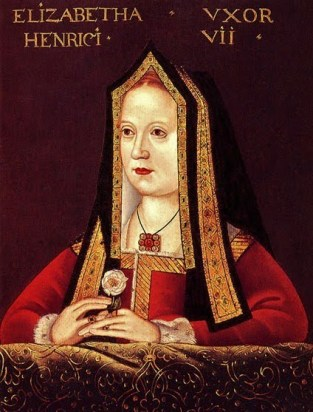 Elizabeth of York, Queen Consort of England, ca. 1500 (UA)  National Gallery, London NG 311