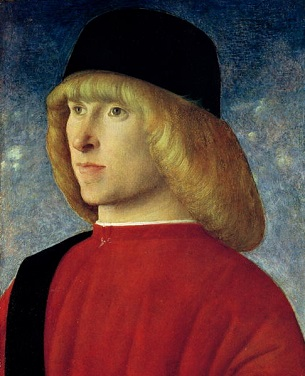 A Young Venetian Senator, ca. (Giovanni Bellini) (1430-1516) Location TBD