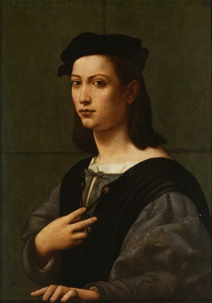 A Young Man, ca. 1505 (attributed to Giuliano Bugiardini) (1475-1554) Christie's Fine Art Auction, Sale 7743, Lot 17
