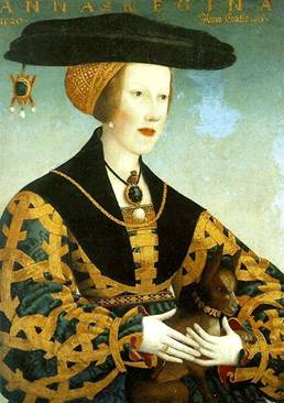 Anne of Bohemia and Hungary, ca. 1520 (Hans Maler) (1480-1529) Location TBD