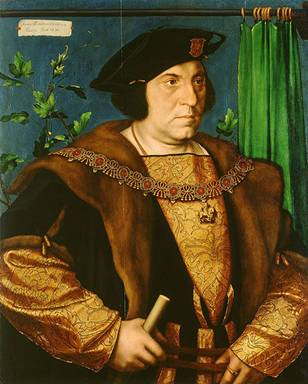 Henry Guildford, ca. 1527 (Hans Holbein the Younger) (1497-1543) The Royal Collection, UK