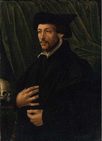 A Gentleman, ca. 1535 (Unknown Artist, North Italian School)  Sothebys Old Masters, 29 January, 2015, Lot 10