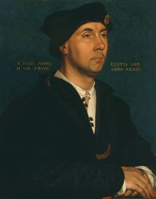 Sir Richard Southwell, ca. 1536  (Hans Holbein the Younger?) (1497-1543)  Location TBD