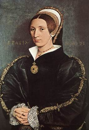 Catherine Howard, ca. 1540 (Hans Holbein the Younger) (1497-1543) Location TBD