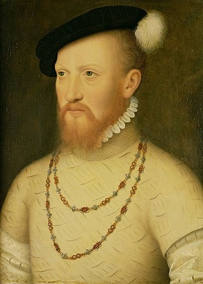 A Man, formerly known as Edward Seymour, 1st Duke of Somerset, ca. 1545 (Unknown Artist) Weston Park Museum, Sheffield, South Yorkshire