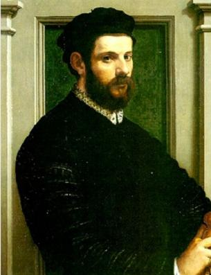 Self-Portrait, ca. 1545 (attributed to Francesco de Rossi, il Salviati) (1510-1563) Location TBD