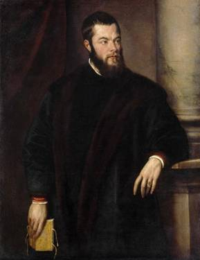 Benedetto Varchi, ca. 1540  (Titian) (1488-1576)   Location TBD
