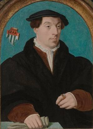 Johann van Aich,  ca. 1540 (Barthel Bruyn the Elder) (1493-1555)Museum of Fine Arts, Boston  66.11