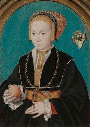 Margarethe van Aich  ca. 1540 Barthel Bruyn the Elder 1493-1555 Museum of Fine Arts Boston 66.12