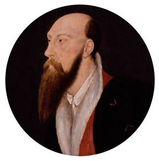 Sir Thomas Wyatt, ca. 1540 (after Hans Holbein the Younger (1497-1543) National Portrait Gallery, London 2809