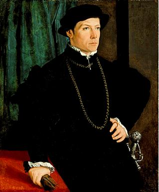 Hans Jacob Fugger, 1541 (Christopher Amberger) (1505-1562) Los Angeles County Museum of Art, CA M.68.33
