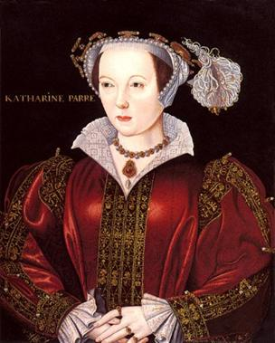 Catherine Parr, 1545 (attributed to William Scrots) National Portrait Gallery, London 4618