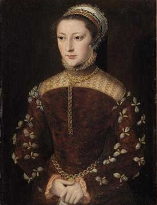 A Woman, ca. 1540-1550  (Unknown Dutch Master) Kunsthistorisches Museum, Wien    GG_1045