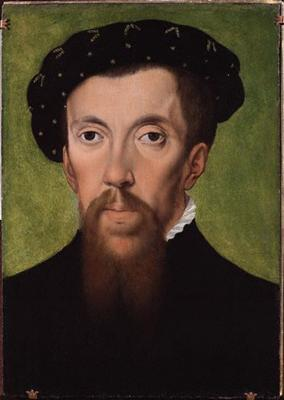 Henry Howard Earl of Surrey, ca. 1546 (William Scrots?) Location TBD