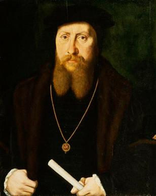 William Paget, 1st Baron Paget, ca. 1549 (attributed to Master of the Statthalterin Madonna) National Portrait Gallery, London 961