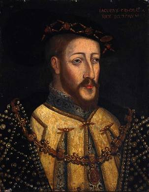 James V, King of Scotland, ca. 1540 (Unknown Artist) Location TBD