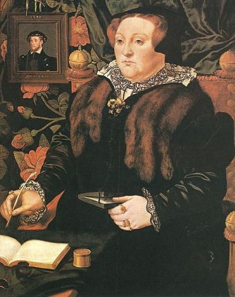 Lady Dacre, 1540  (Hans Eworth) (1520-1574)  National Gallery of Canada, Ottawa