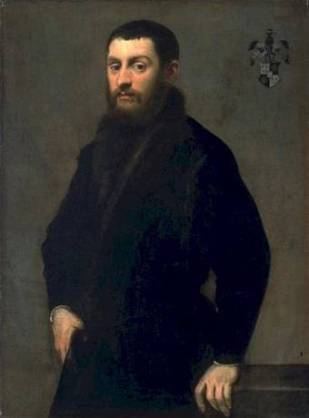 A Man of the Renialme Family, ca. 1547-1548 (Tintoretto) Legion of Honor, Fine Arts Museums of San Francisco, CA 52.26