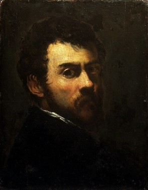 Self-Portrait, ca. 1547-1548 by Jacopo Tintoretto, 1518-1594 Victoria and Albert Museum, London CAI.103