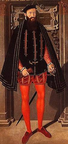 William V,  Duke of Jülich-Cleves-Berg  (Unknown Artist)  Location TBD