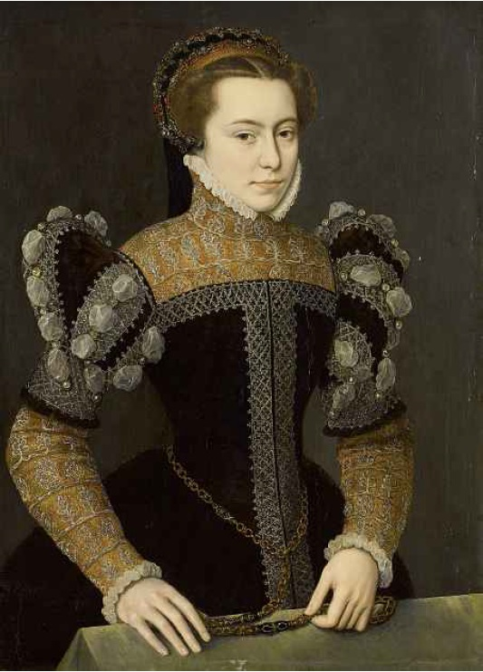 Margaret of Parma ca 1558 attributed to Antonis Mor Fischer Auktionen November 2008 Lot 1006