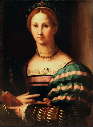 A Woman by Agnolo Bronzino 1550s Location TBD