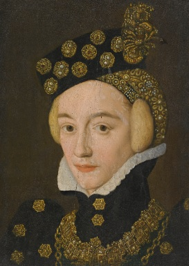 A Woman, ca. 1557 (attributed to the Master of the Countess of Warwick) Sotheby