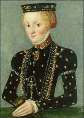 Catherine Jagiellon, Queen of Sweden, ca. 1553-1555 (attributed to Lucas Cranach the Younger) (1515-1586) Location TBD