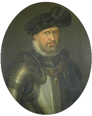Henry II, Duke of Brunswick-Wolfenbüttel, ca. 1552 (Unknown Artist) Location TBD