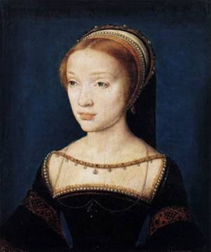 A Woman, ca. 1555 (Corneille de Lyon)  (1500-1575)   Location TBD