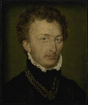 François de Vendôme?, ca. 1550-1560 (attributed to Corneille de Lyon) (1500-1575) The Metropolitan Museum of Art, New York, NY   32.100.129