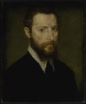 A Man,  ca. 1558  (attributed to Corneille de Lyon) (1500-1575) The Metropolitan Museum of Art, New York, NY  32.100.131