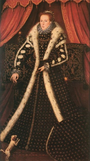 Frances Sidney, Countess of Sussex, ca.  1575  (Unknown Artist) Location TBD
