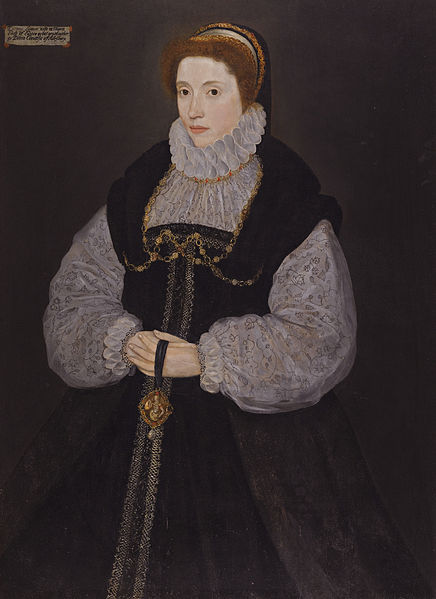 Dorothy Latimer, wife of Thomas Cecil (attributed to the Master of the Countess of Warrwick) Sotheby's Sale, L11030, Lot 138