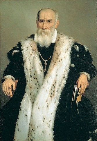 Gian Gerolami Albani, 1570 (Giovanni Battista Moroni) (1522-1579) Location TBD