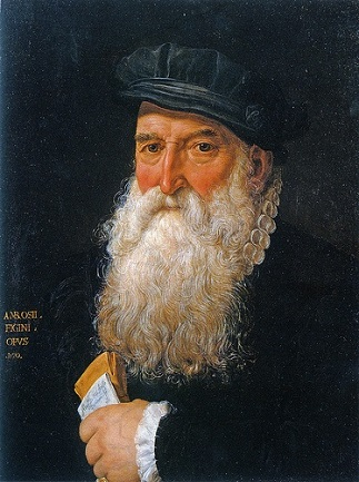 Giovan Angelo Annoni, 1570 (Giovanni Ambrogio Figino) (1548-1608) Private Collection, London