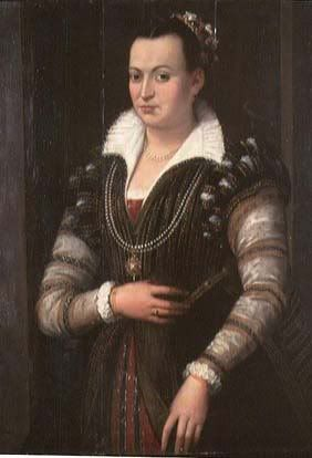 A Woman, ca. 1570 (Unknown Artist) Location TBD