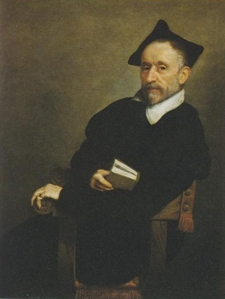 A Man, known as Titian's Schoolmaster, ca. 1575 (Giovanni Battista Moroni) (ca. 1525-1578) National Gallery of Art, Washington, D.C., 1942.9.45