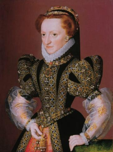 Christine of Denmark, 1568-72 (Monogrammist G.E.C.) (fl.1560-1575) The Weiss Gallery, London
