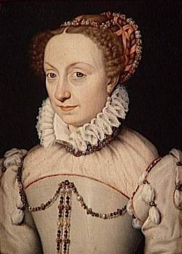 Jeanne d'Albret, Joan III at 42 years old, ca. 1570 (Francois Clouet) (1510-1572) Location TBD