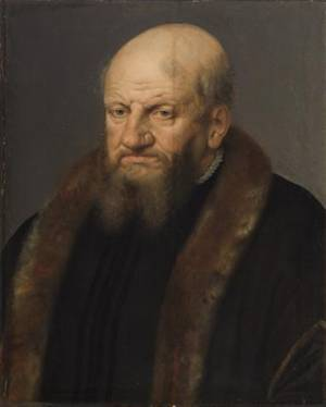 A Man, ca. 1570 (Unknown Dutch Artist) Kunsthistorisches Museum, Wien GG_416