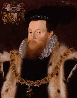 Sir Henry Sidney, 1573 (attributed to Arnold Bronckorst or follower) (fl. 1565-1583) National Portrait Gallery, London 1092