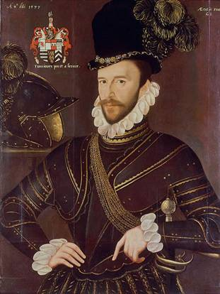 Richard Drake, 1577 (George Gower) (1540-1596) National Maritime Museum, Greenwich, London